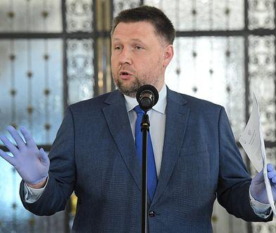 Marcin Kierwiński jak Marlena Maląg. Polityk PO unikał pytania dziennikarza