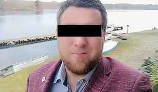 Jacek N., były już polityk PO z Brzegu