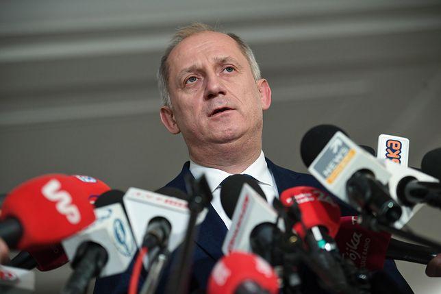 Sławomir Neumann, szef klubu parlamentarnego PO-KO