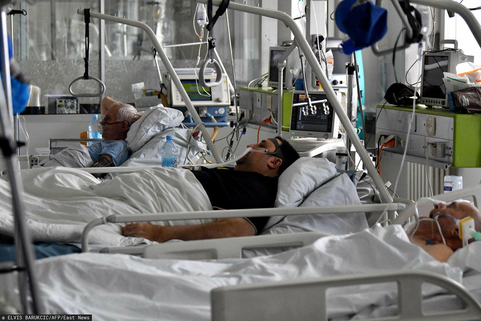 Zakażenia koronawirusem w Polsce. Padła gigantyczna liczba