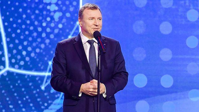Jacek Kurski trzyma kciuki, by Piotr Semka powrócił do zdrowia