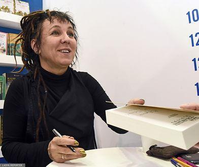Olga Tokarczuk przebywa w Niemczech w trasie promocyjnej