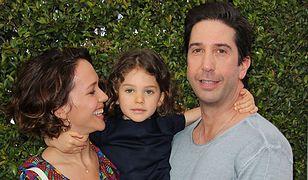 David Schwimmer doczekał się pięknej córki. Jak teraz wygląda Cloe?