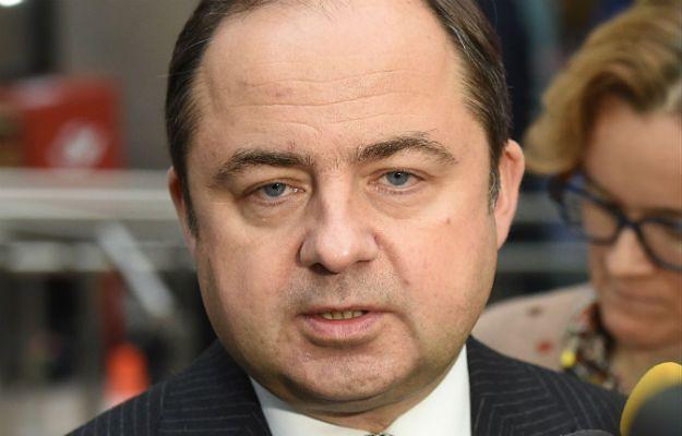 Konrad Szymański: premier Beata Szydło pokazała, że z Polską nie da się grać siłowo