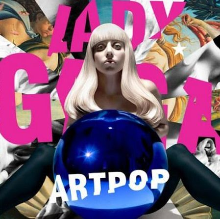 Lady Gaga w rajstopach