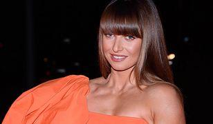 Anna Lewandowska od kilku miesięcy nosi grzywkę