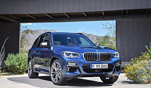 BMW X3 (2017) - zdjęcia