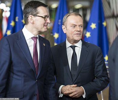 Makowski: Unijna szarża premiera. Morawiecki rzuca wyzwanie Tuskowi [OPINIA]