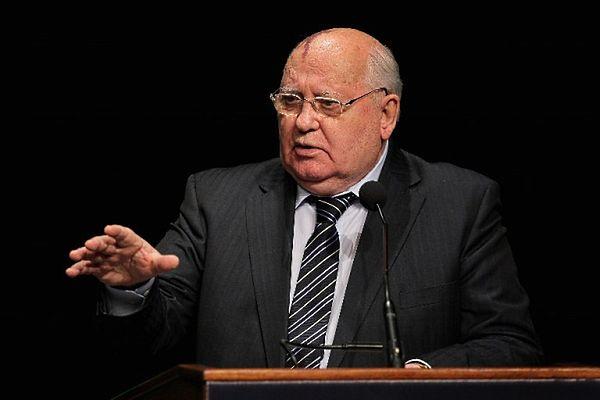 Michaił Gorbaczow do Ukraińców: opamiętajcie się