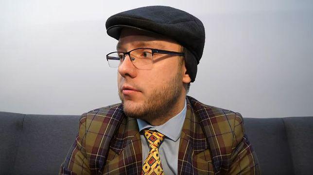 Damian Kubik jako Antoni Grucha