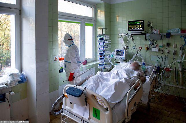 Koronawirus. Szpital w Limanowej nie udzielił mężczyźnie pomocy. Powodem był brak testu na obecność koronawirusa?