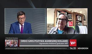 Agnieszka Holland komentuje pozew Ordo Iuris