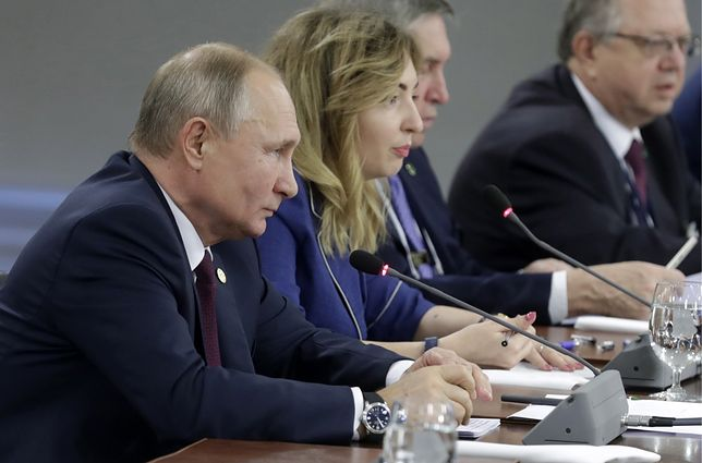 Kanada 24 marca nałożyła sankcje na dziewięciu rosyjskich polityków