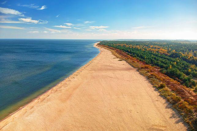 Na liście są tylko najczystsze i najbardziej bezpieczne plaże w Polsce