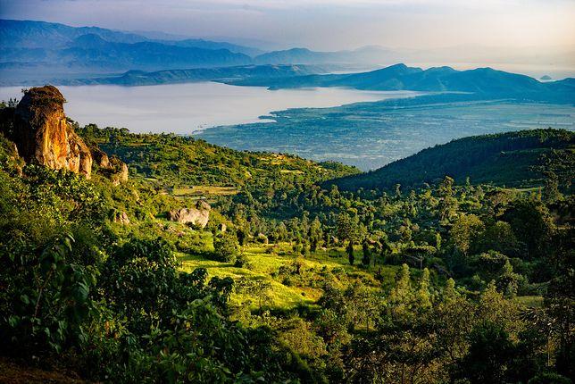 Park Narodowy Abidjatta-Shalla w Etiopii