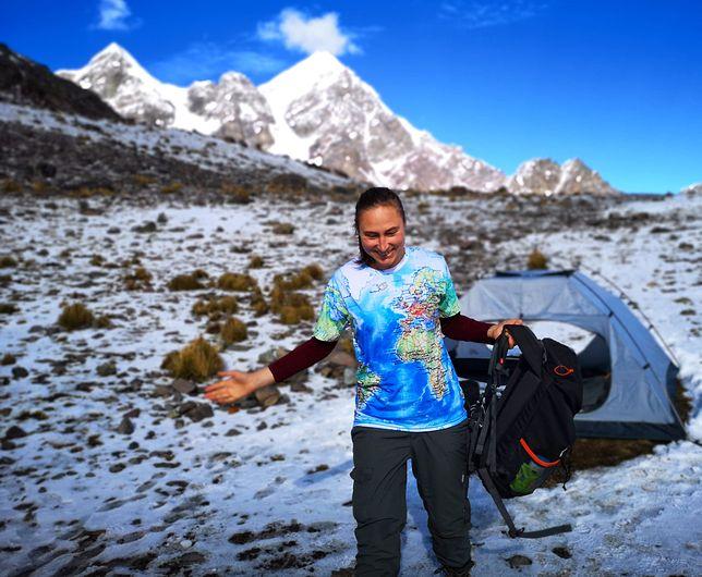 Sylwia Perkowska prowadzi w Peru biuro podróży