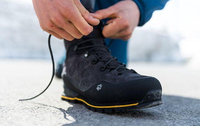 Jack Wolfskin, buty trekkingowe