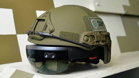 Gogle Microsoft HoloLens znajdą zastosowanie na ukraińskim froncie