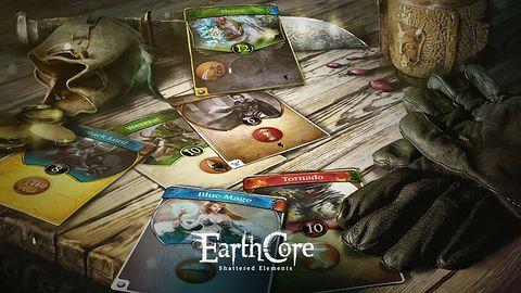 Karcianka Earthcore: Shattered Elements otrzymała kolejny dodatek