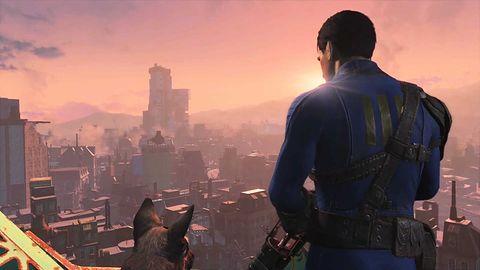 Fallout 4 jest ogromny, dialogów jest więcej niż w Skyrim i Fallout 3 łącznie