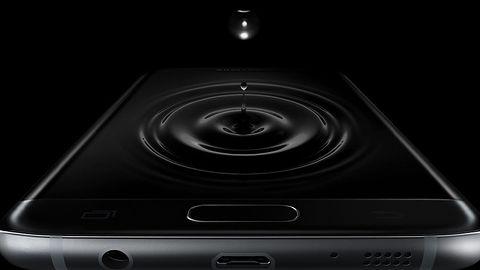 Wodoodporny Galaxy S7 po zanurzeniu w wodzie traci funkcję szybkiego ładowania?