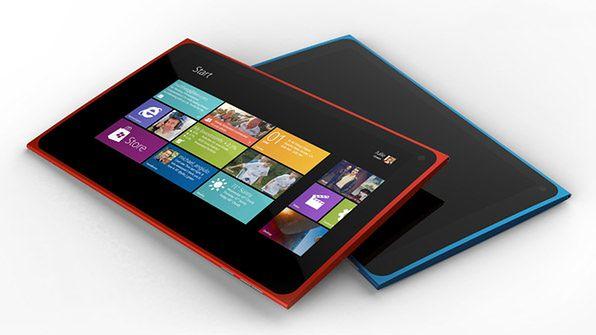 Po co Nokii tablet z Windows 8.1 RT?