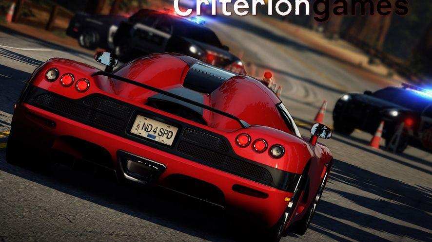 Odchudzone Criterion Games szykuje nową grę