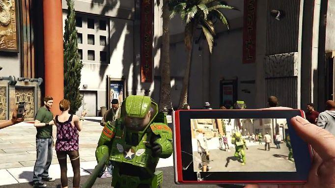 Długo wyczekiwany widok z oczu bohatera pojawi się w GTA V