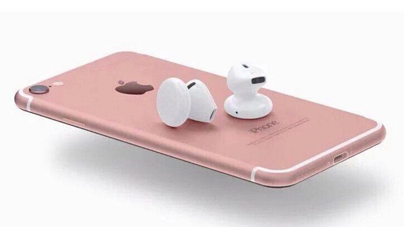 Apple zerwie z Bluetoothem? Bezprzewodowe słuchawki AirPods prekursorem nowej technologii