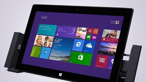 Surface Pro 2 jak stacja robocza w tablecie, Surface 2 z ekranem 1080p