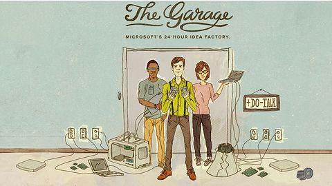 Microsoft chce zmienić swój wizerunek, przedstawia Microsoft Garage