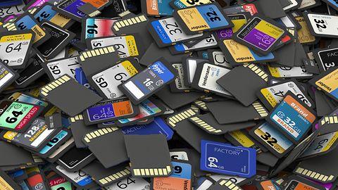 Western Digital prezentuje kartę SDXC o pojemności 1 TB