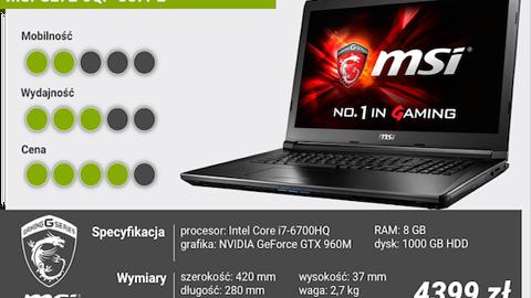 Sprawdziliśmy – laptop gamingowy nie musi być duży i niemobilny