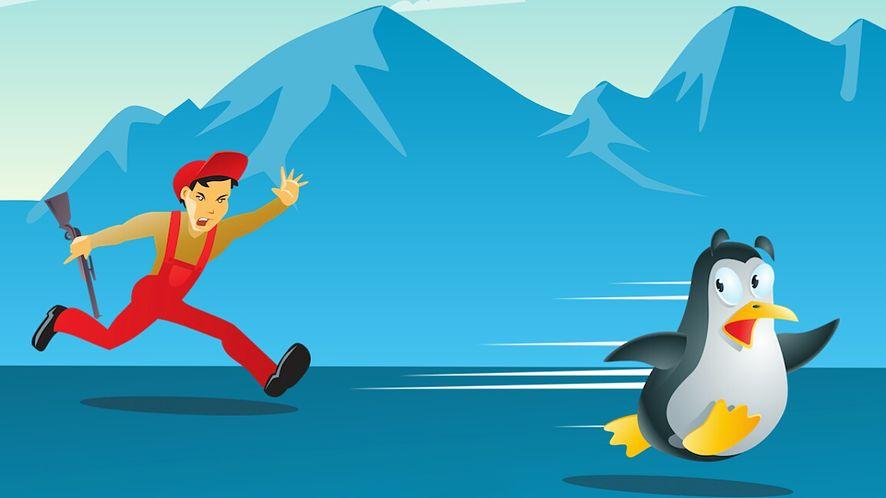Mazing Penguin na weekend – labirynty pingwinom niestraszne