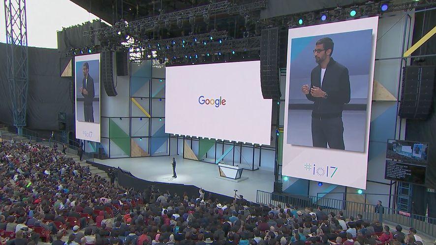 Google I/O rozpoczęte: Sundar Pichai prezentuje Google Lens