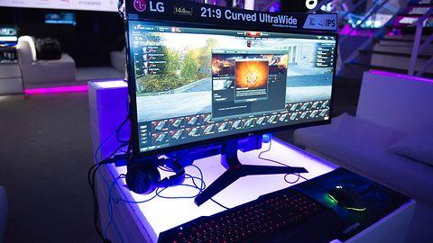 Największy panoramiczny monitor LG dla graczy już w sprzedaży #prasówka
