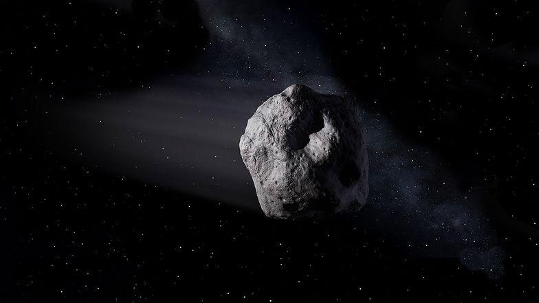 W kierunku Ziemi pędzą olbrzymie asteroidy. Ich wielkość poraża