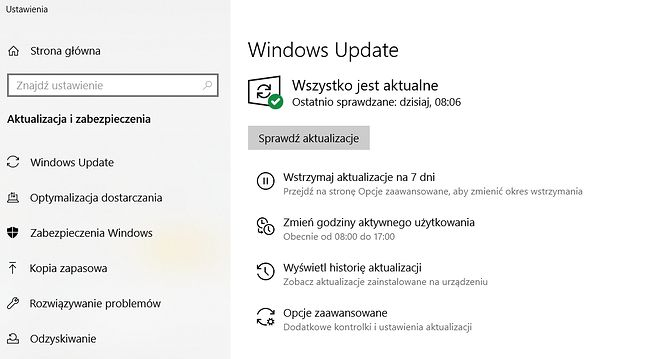 Windows 10 19H2 to aktualizacja zbiorcza. Instalacja przebiegnie podobnie, jak w przypadku comiesięcznych łatek bezpieczeństwa.