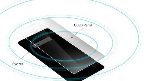 MWC 2019. Innowacja od LG: Głośnik LG G8 ThinQ w wyświetlaczu OLED