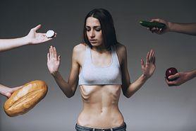 Anoreksja u nastolatek