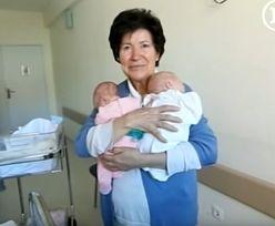 64-latka urodziła. Chcieli zabrać jej dzieci