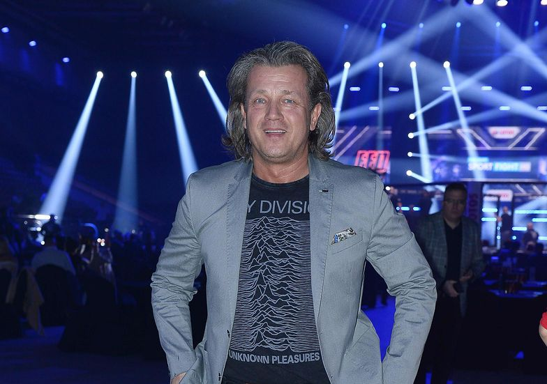 Jarosław Jakimowicz ma nowy samochód. To bestia o potężnej mocy