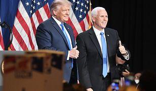 Donald Trump rozpoczyna kampanię. Będzie brutalna