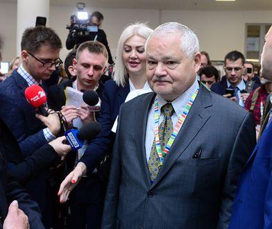 """W ocenie Kukiz'15 Adam Glapiński """"mógł popełnić przestępstwo"""""""