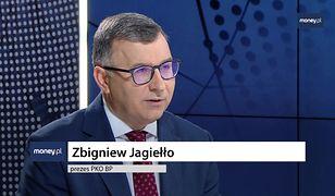 Prezes PKO BP: Polacy bardziej żyją pogodą niż zarobkami w NBP