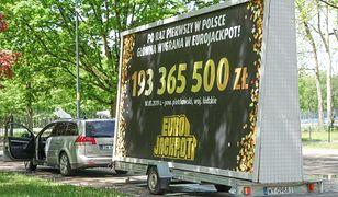Rekordowa wygrana padła ponad miesiąc temu w Piotrkowie Trybunalskim