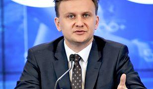 Bartosz Marczuk, wiceprezes Polskiego Funduszu Rozwoju.