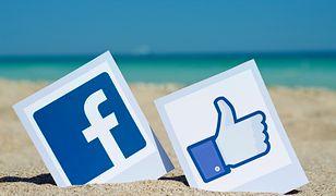 Rosną wpływy Facebooka w Polsce