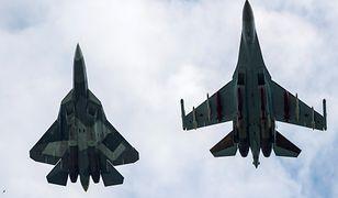 Dwa rosyjskie bombowce zniknęły z radaru. Zderzyły się w powietrzu