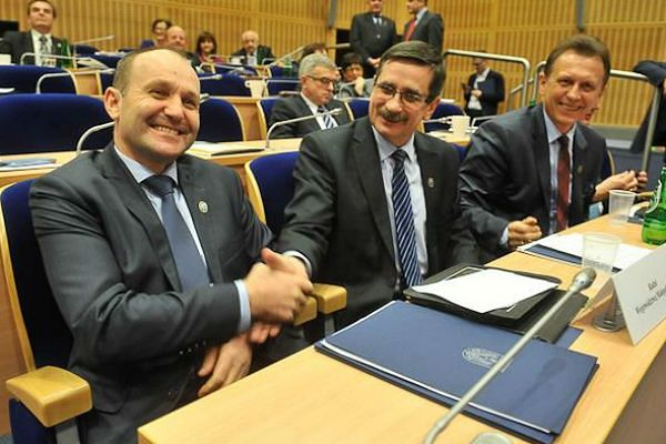 Marek Sowa nadal będzie marszałkiem. Był jedynym zgłoszonym kandydatem